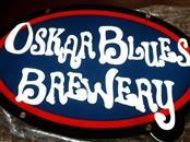 OSKAR BLUES BREWERY LIGHTED SIGN
